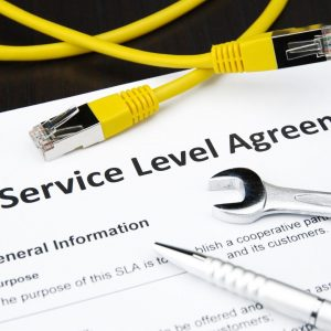 Service agreements and contracts
